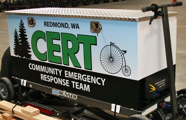 CERT Redmond