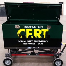 Templeton CERT Box