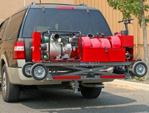 Hydrant-pod™ Podrunner®