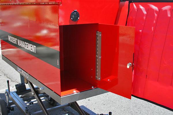 West Valley Incident Management Podrunner Workstation