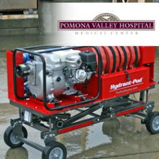 Pomona Valley Hospital Pump-Runner™