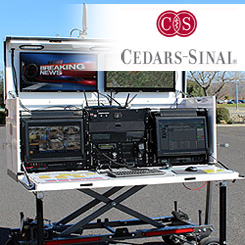 Cedars-Sinai Hospital   The PodRunner